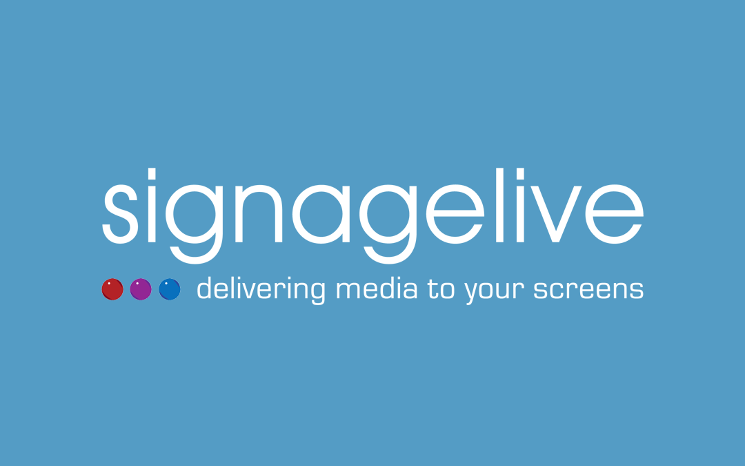 Red Dot Adds SignageLive to its Supported CMS on BrightSign