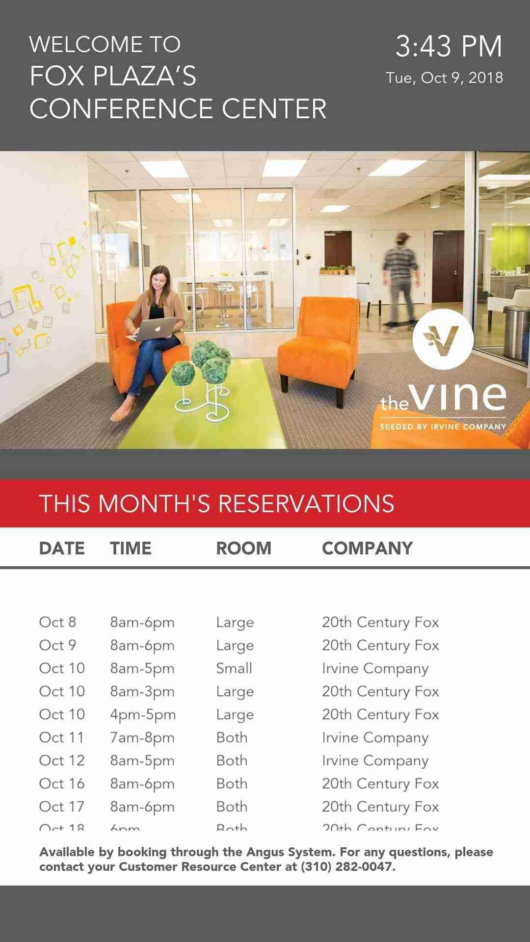 Irvine Directory