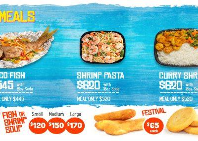 Rainforest Seafood