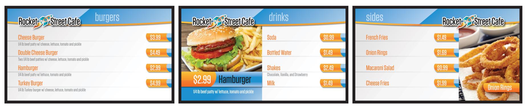Rocket Street Cafe