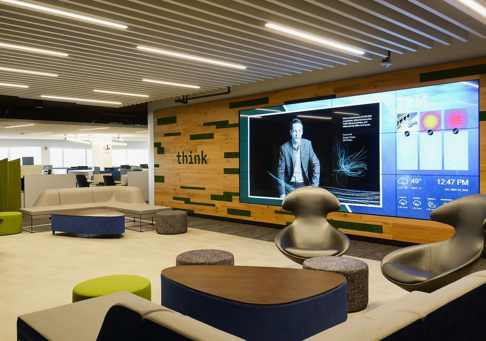 IBM Video Wall