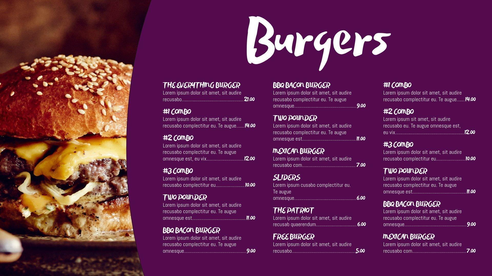 Highpoint Hamburgers