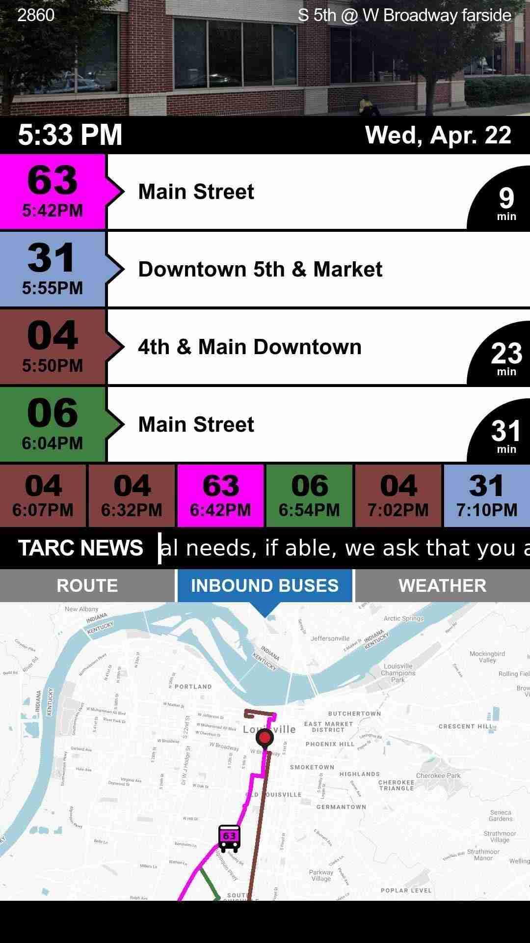 TARC Transit